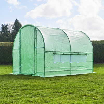 3m x 2m x 2m / 10ft Polytunnel